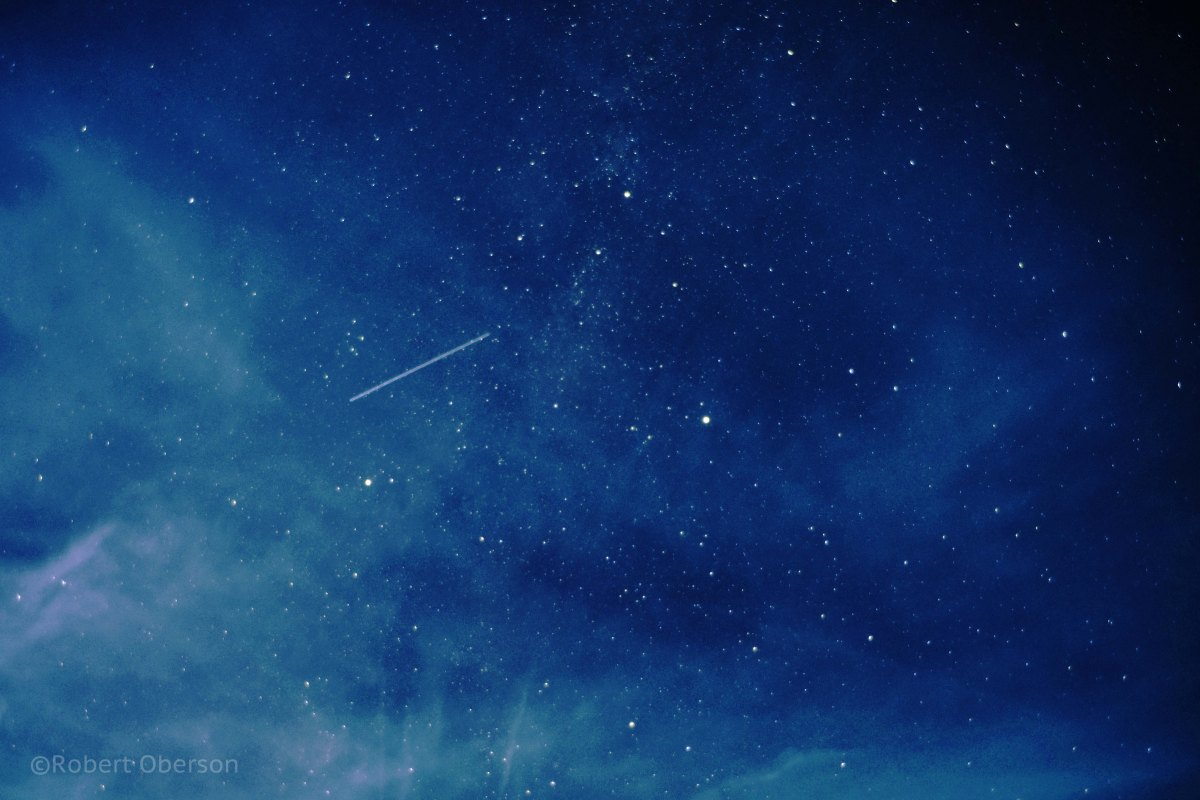 Cloudy Night Sky Stars cloudy night sky – T...